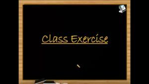 Circle - Class Exercise (Session 9)