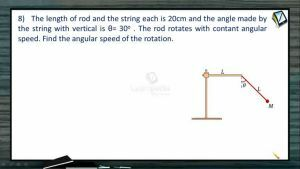 Circular Motion - Class Exercise-II (Session 8)