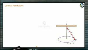Circular Motion - Conical Pendulum (Session 8)