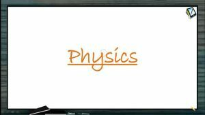 Circular Motion - Motion Of A Block On A Friction Less Hemisphere (Session 8)