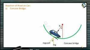 Circular Motion - Reaction Of Road On Car (Session 5)