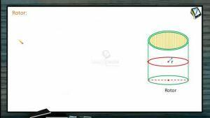 Circular Motion - Rotor (Session 5)
