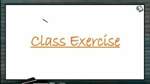 Classification of Plants - Class Exercise (Session 3)
