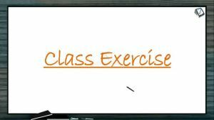 Classification of Plants - Class Exercise (Session 9)