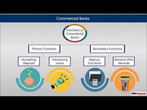 Class 12 Macroeconomics - Commercial Banks Video by MBD Publishers