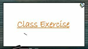 Communication System - Class Exercise (Session 2)