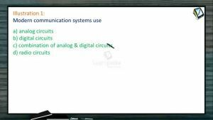 Communication System - Illustrations (Session 1)