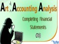 Class 11 & 12 Accountancy - Completing Financial Satement Video by Let's Tute