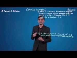 Complex Number - Concept Of Rotation Video By Plancess