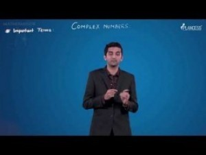 Complex Number - Important Terms Of Complex Numbers Video By Plancess