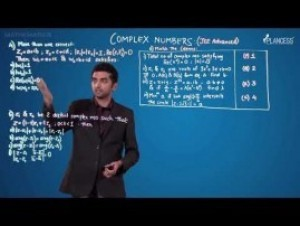 Complex Number - JEE Advanced Problems-II Video By Plancess