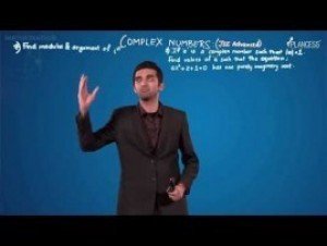 Complex Number - JEE Advanced Problems-III Video By Plancess