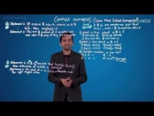 Complex Number - Some More Solved Examples-II Video By Plancess