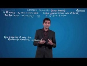 Complex Number - Tactical Problems-I Video By Plancess