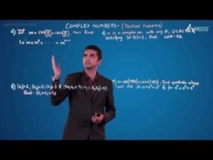 Complex Number - Tactical Problems-II Video By Plancess