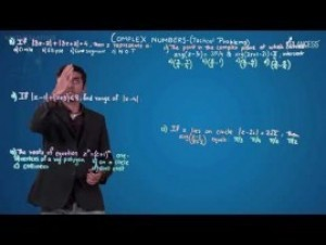 Complex Number - Tactical Problems-III Video By Plancess