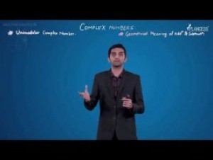 Complex Number - Unimodular Complex Number Video By Plancess