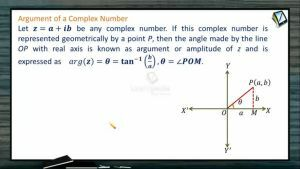 Complex Numbers - Argument Of Complex Numbers (Session 4 & 5)