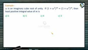 Complex Numbers - Problems 2 (Session 13 & 14)