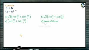 Complex Numbers - Problems (Session 7)