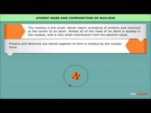 Class 12 Physics - Composition And Size Of Nucleus Video by MBD Publishers