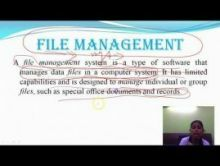 Computer Science And IT - Computer Software An Overview Chapter-IV Part III Video by Pluto Innovations