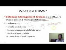 Computer Science And IT - Database Management System Chapter-VI Part II Video by Pluto Innovations
