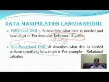 Computer Science And IT - Database Management System Chapter-VI Part VI Video by Pluto Innovations