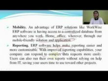 Computer Science And IT - Enterprise Resource Management Chapter-X Part IV Video by Pluto Innovations