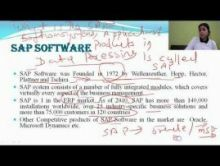 Computer Science And IT - Enterprise Resource Management Chapter-X Part V Video by Pluto Innovations