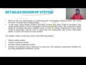 Computer Science And IT - Systems Audit An Overview Chapter-VIII Part VII Video by Pluto Innovations