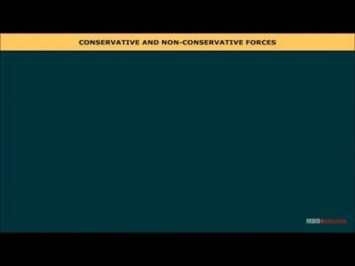 Class 11 Physics - Conservative And Non-conservative Forces Video by MBD Publishers