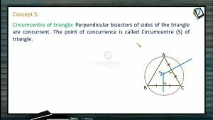 Coordinate System - Circumcentre Of Triangle (Session 2)