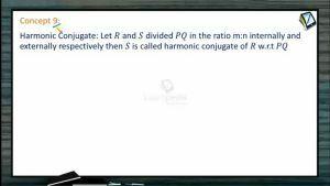 Coordinate System - Harmonic Conjugate (Session 1)