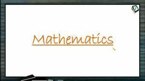 Coordinate System - Rectangular Coordinate System (Session 1)