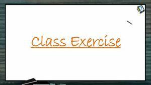 Coordination Compounds - Class Exercise (Session 7)