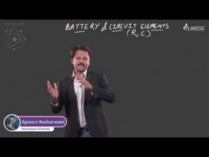Current Electricity - Battery & Circuit Element - RL Video By Plancess