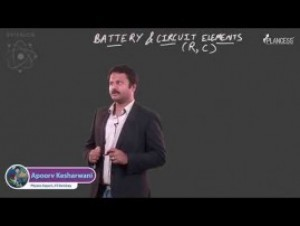 Current Electricity - Combination Of R-C Circuits Video By Plancess