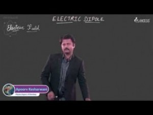 Current Electricity - Electric Field Due To Dipole Video By Plancess