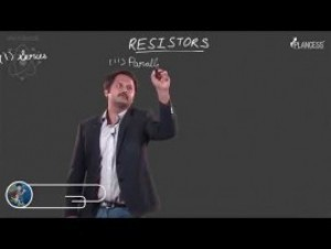 Current Electricity - Equivalent Resistors Video By Plancess