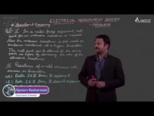 Current Electricity - Measurement Devices Problems Video By Plancess