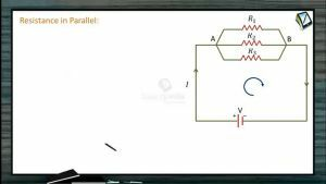 Current Electricity - Resistance In Parallel (Session 4)