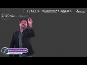 Current Electricity - Voltmeter Video By Plancess