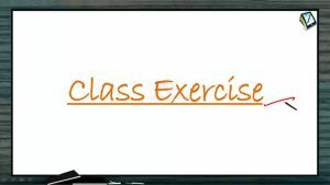 Definite Integrals - Class Exercise-I (Session 3)