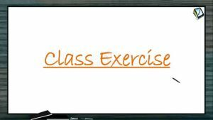 Definite Integrals - Class Exercise-I (Session 6)