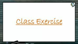 Definite Integrals - Class Exercise (Session 4)