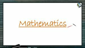 Definite Integrals - Definite Integral As The Limit Of A Sum (Session 7)