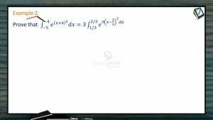 Definite Integrals - Examples-I (Session 4)