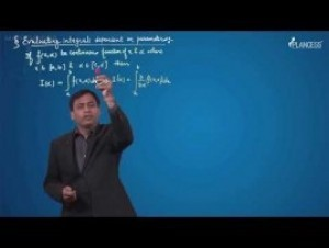 Definite Integration - Evaluating Integrals Dependent On Parameters Video By Plancess