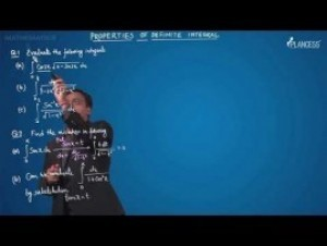 Definite Integration - Problems On Properties-IV Video By Plancess